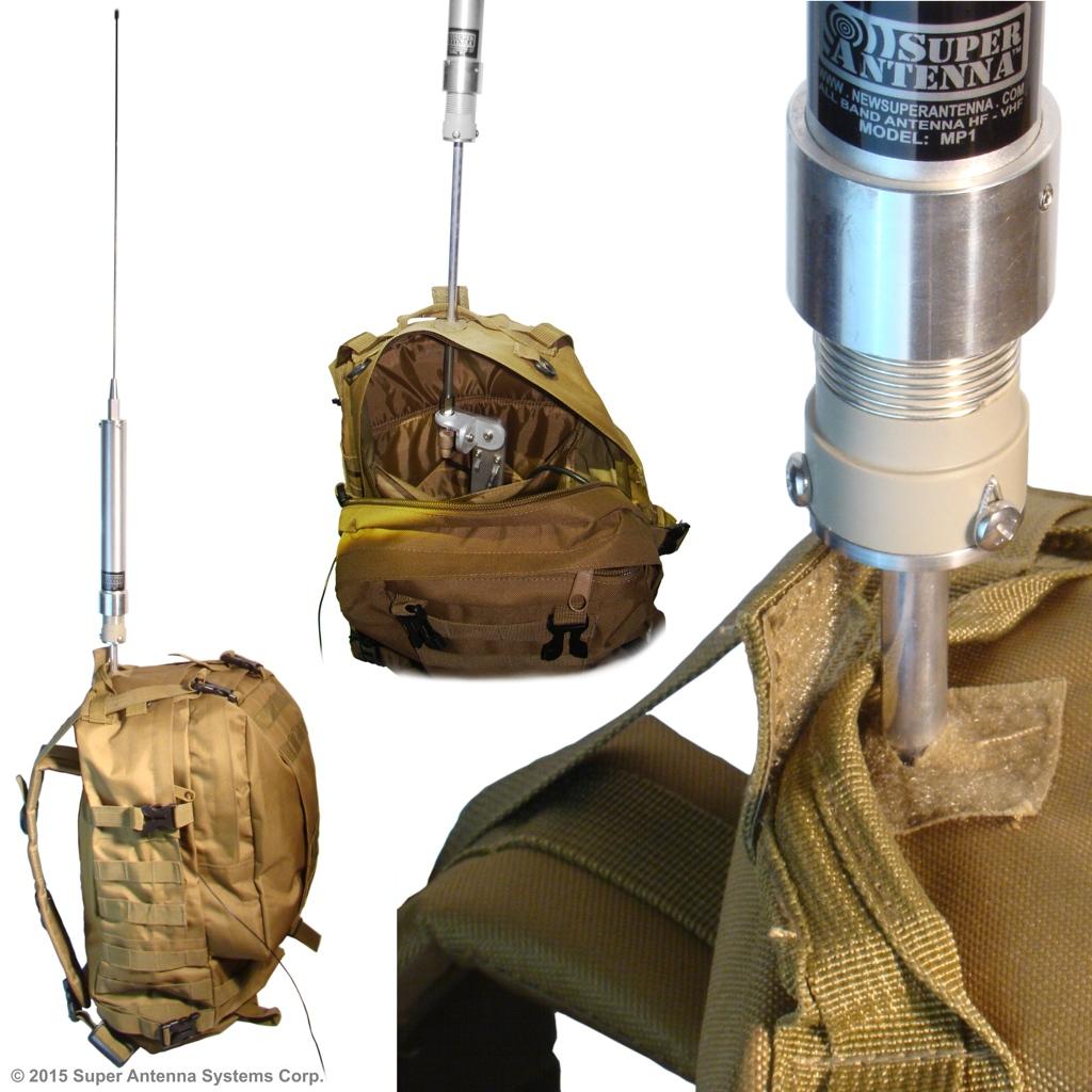 Super Antenna MP1R Features