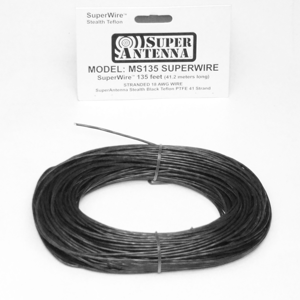 MS135 SuperWire 135ft Wire for Antennas and Radials