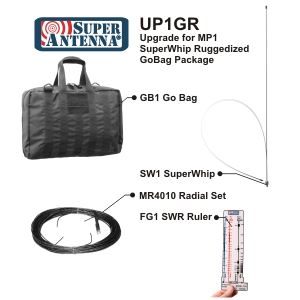 ZOOM: Super Antenna UP1GR package