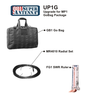 Super Antenna UP1G Upgrade package for MP1