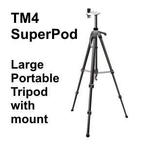 SuperAntenna TM5 SuperPod with UM3 SuperMount