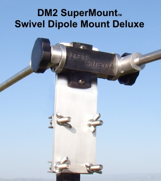DM2 SuperMount - Swivel Dipole Mount Deluxe